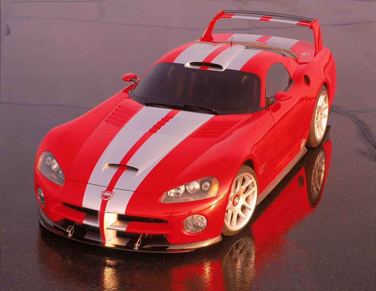 2000 Dodge Viper GTS concept