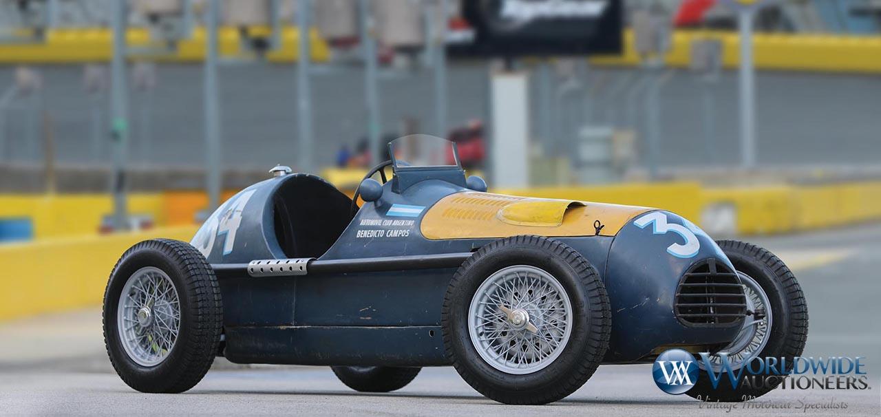 1948 Simca-Gordini Grand Prix Monoposto