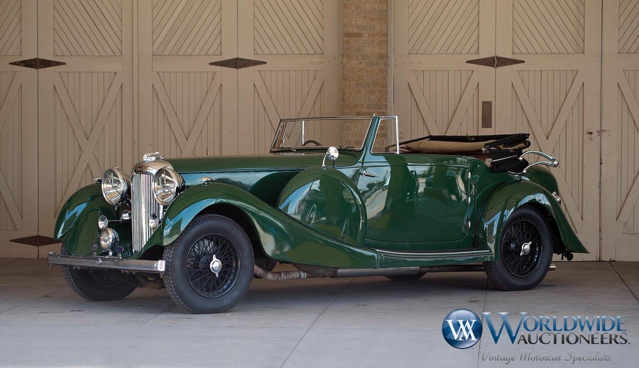 1937 Lagonda LG45 Drophead Coupe