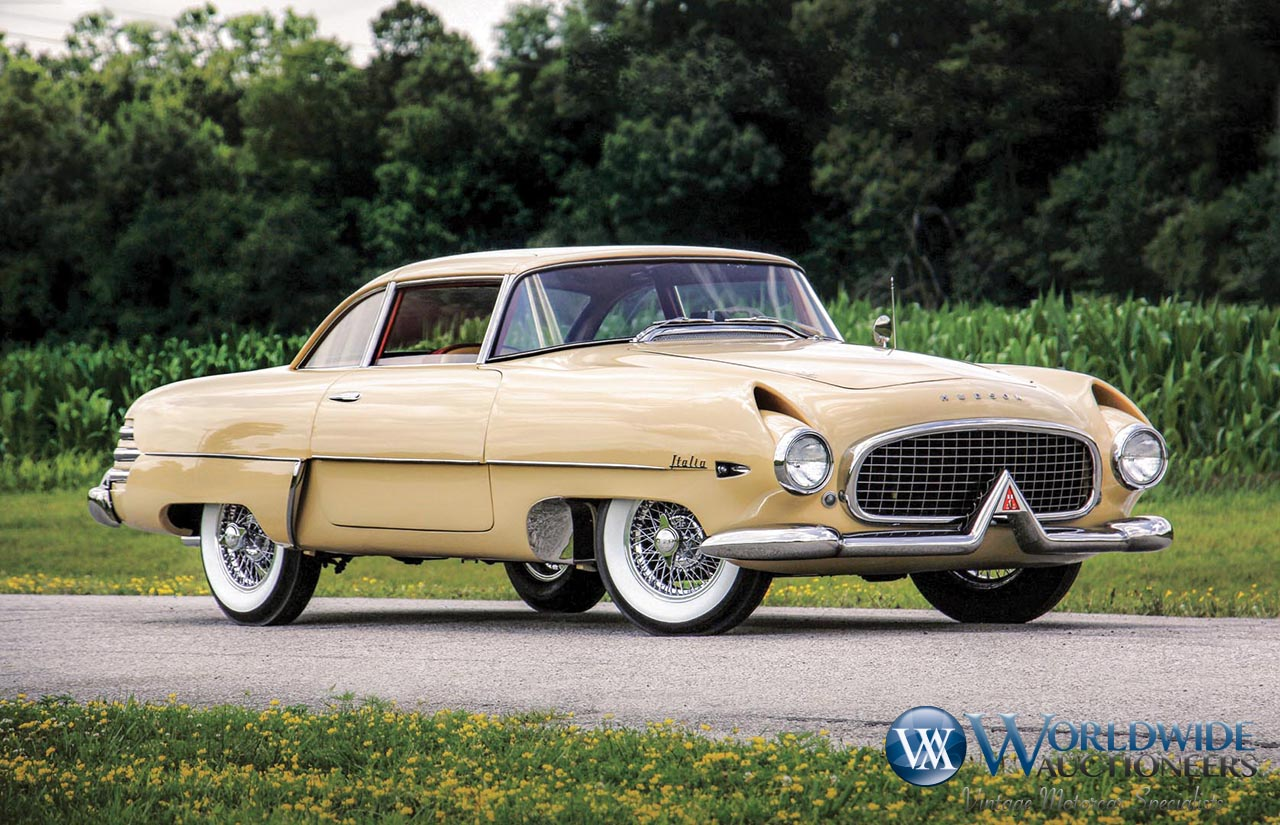 1955 Hudson Italia