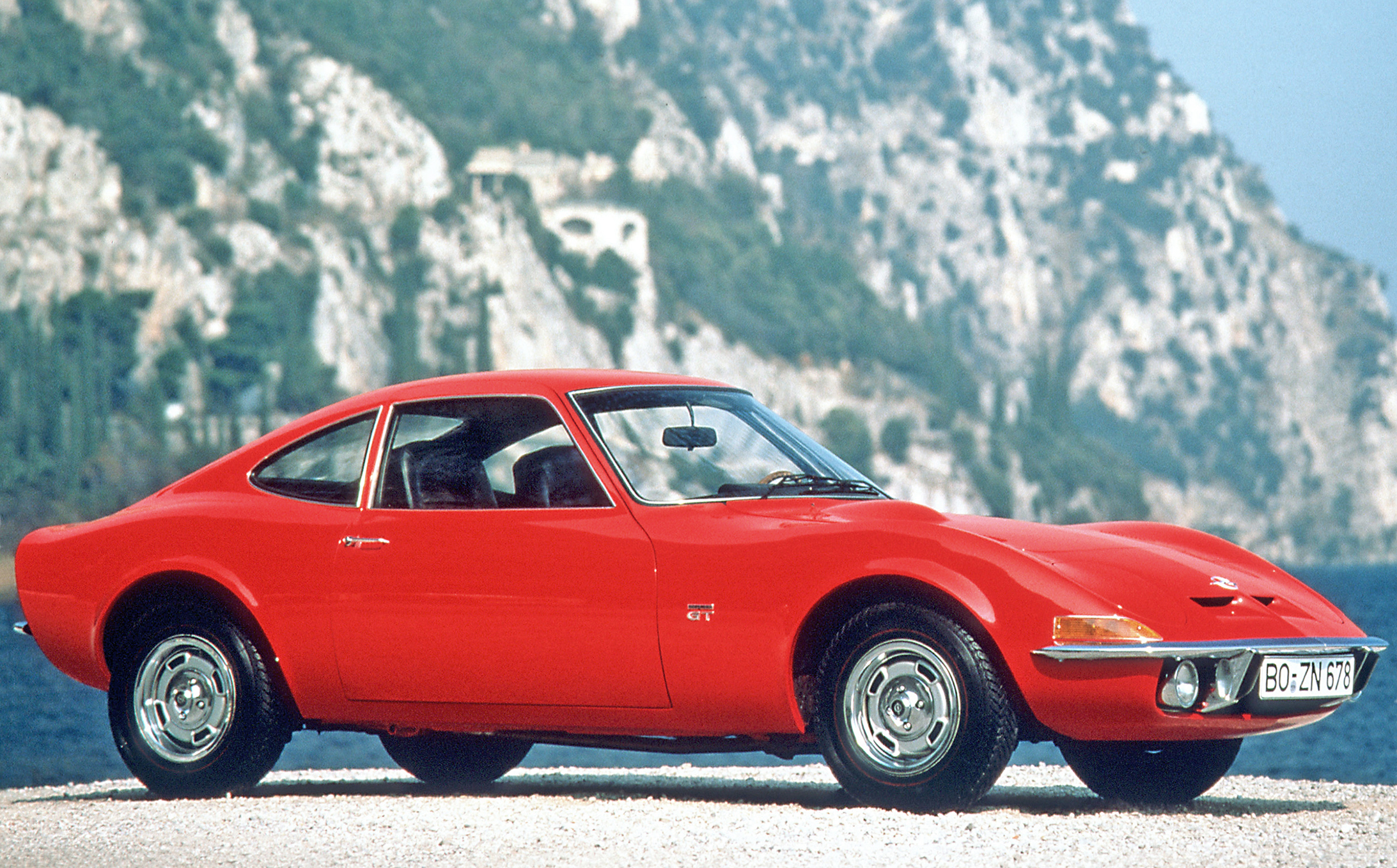 Why Aren T 1968 73 Opel Gts Worth More Hagerty Media