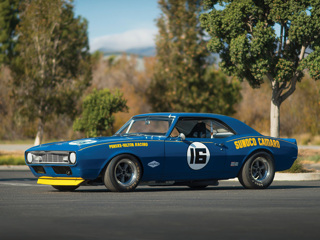 The 5 most expensive Camaros ever sold at auction thumbnail