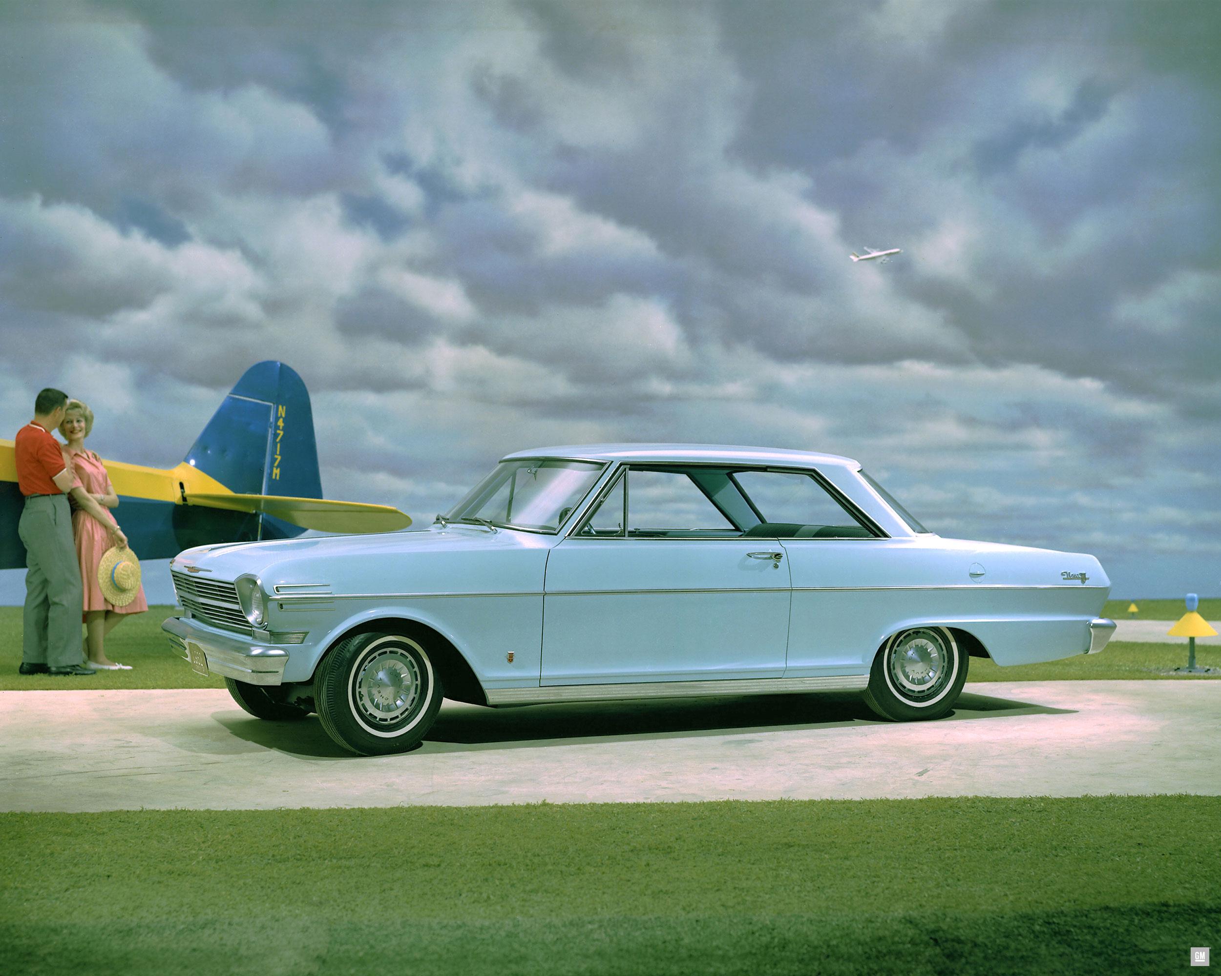 1962 Chevrolet Nova Sport Coupe