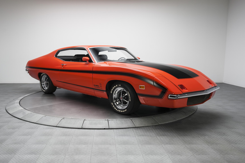 Ford Torino King Cobra front 3/4