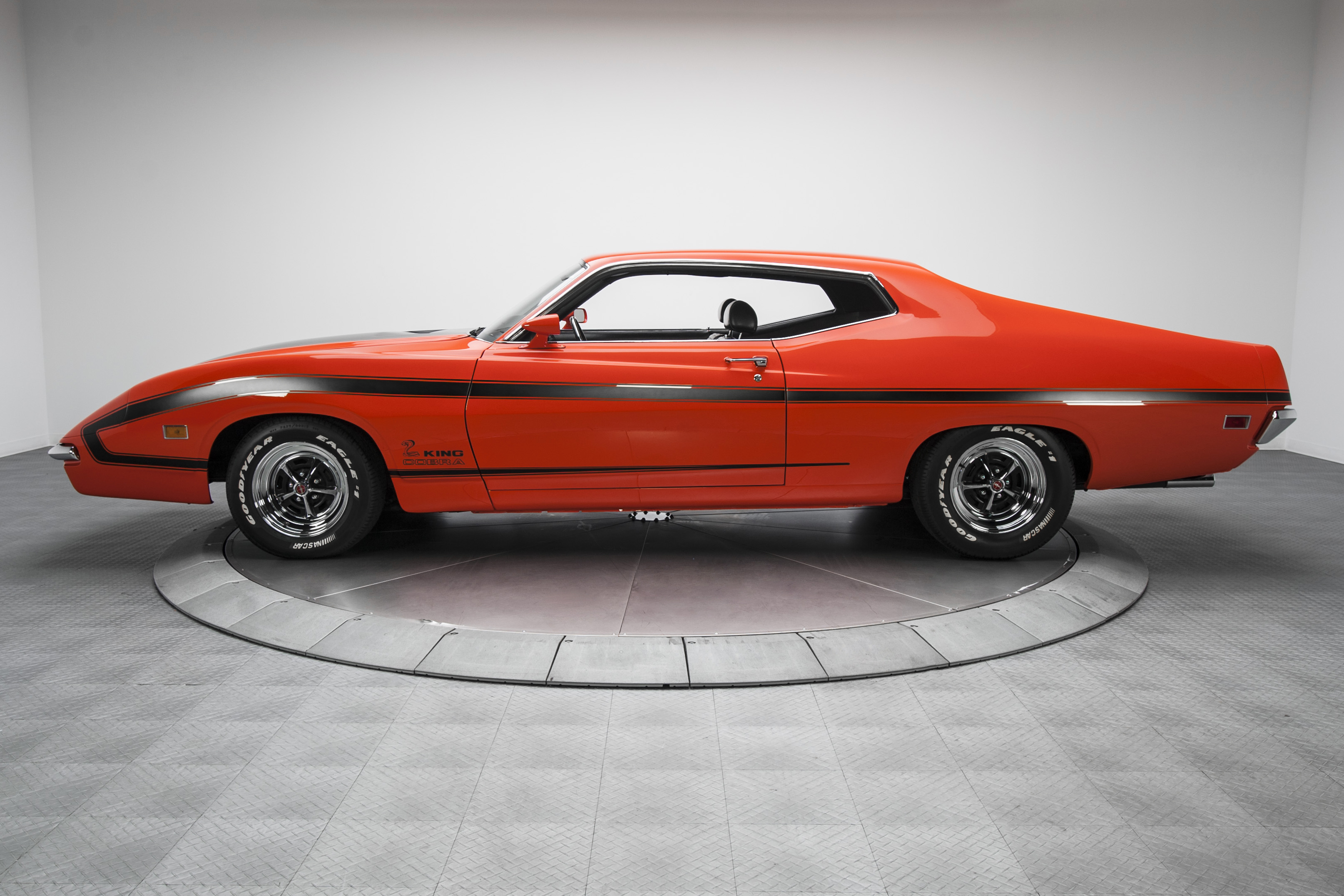 Ford Torino King Cobra profile