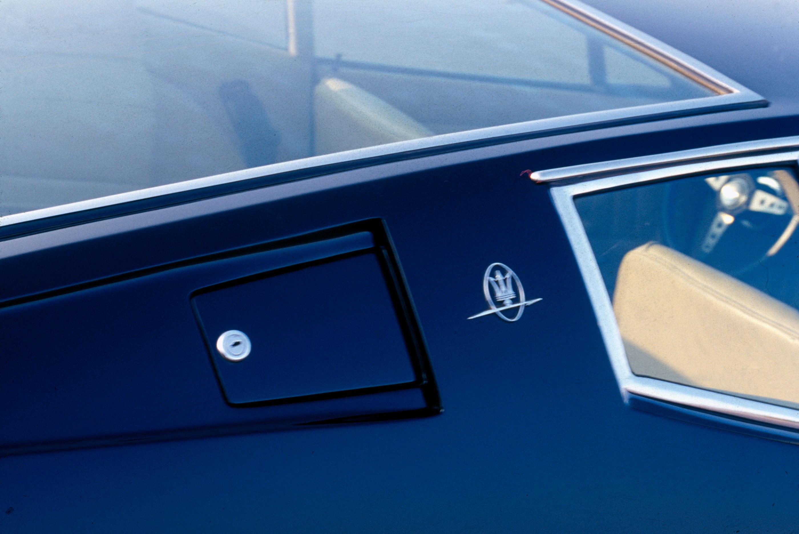 Maserati Ghibli detail