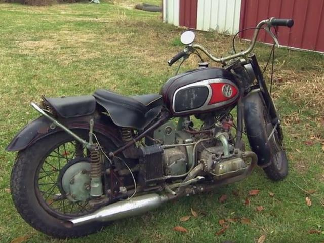 Classic motorcycles - Harley-Davidson, Triumph, Honda and