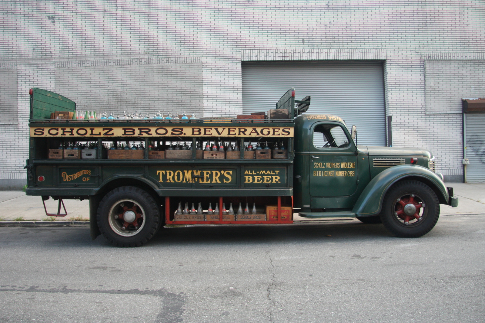 70 years later, this International truck still delivers thumbnail