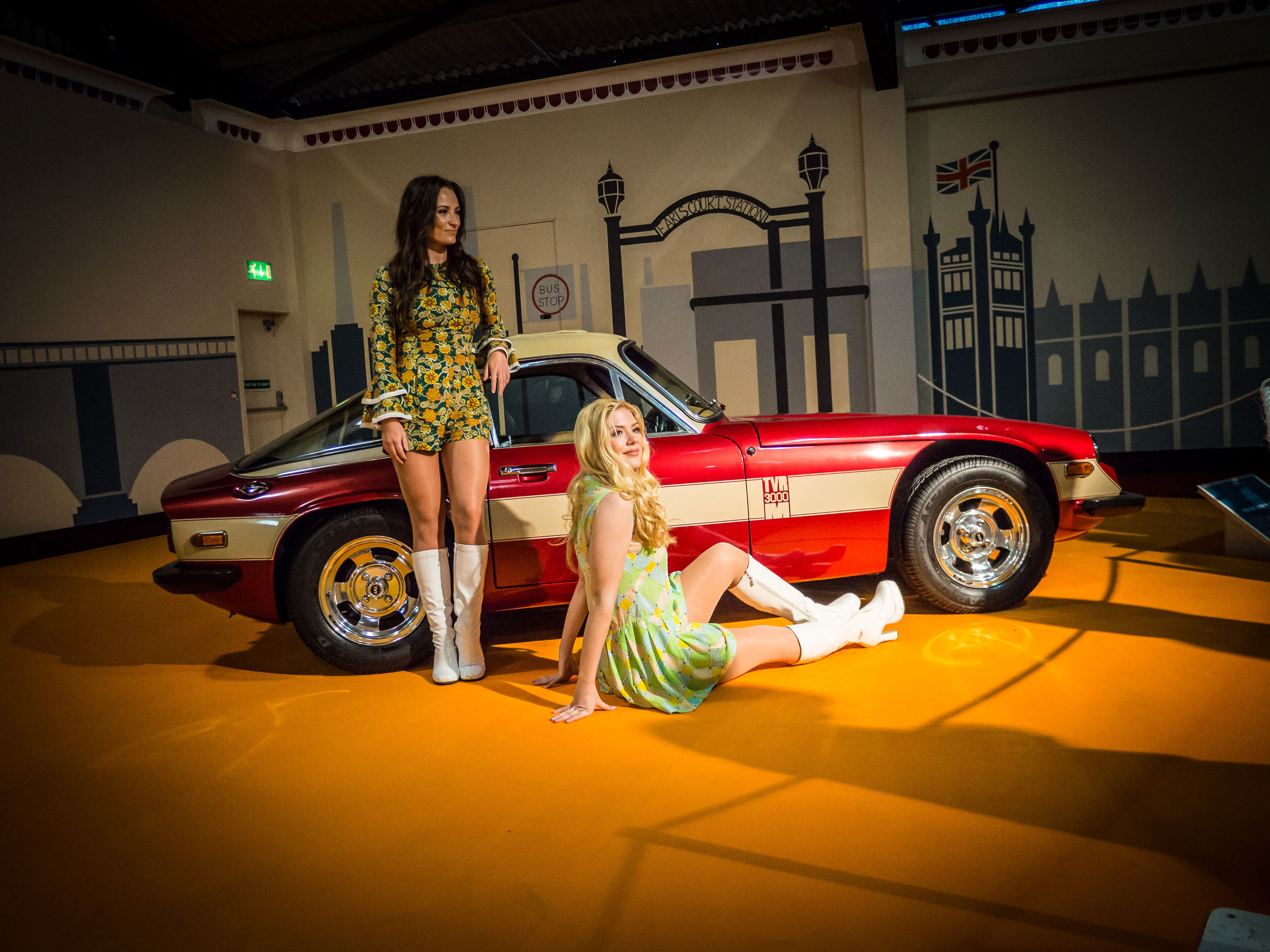 1978 TVR Tuscan 3000M