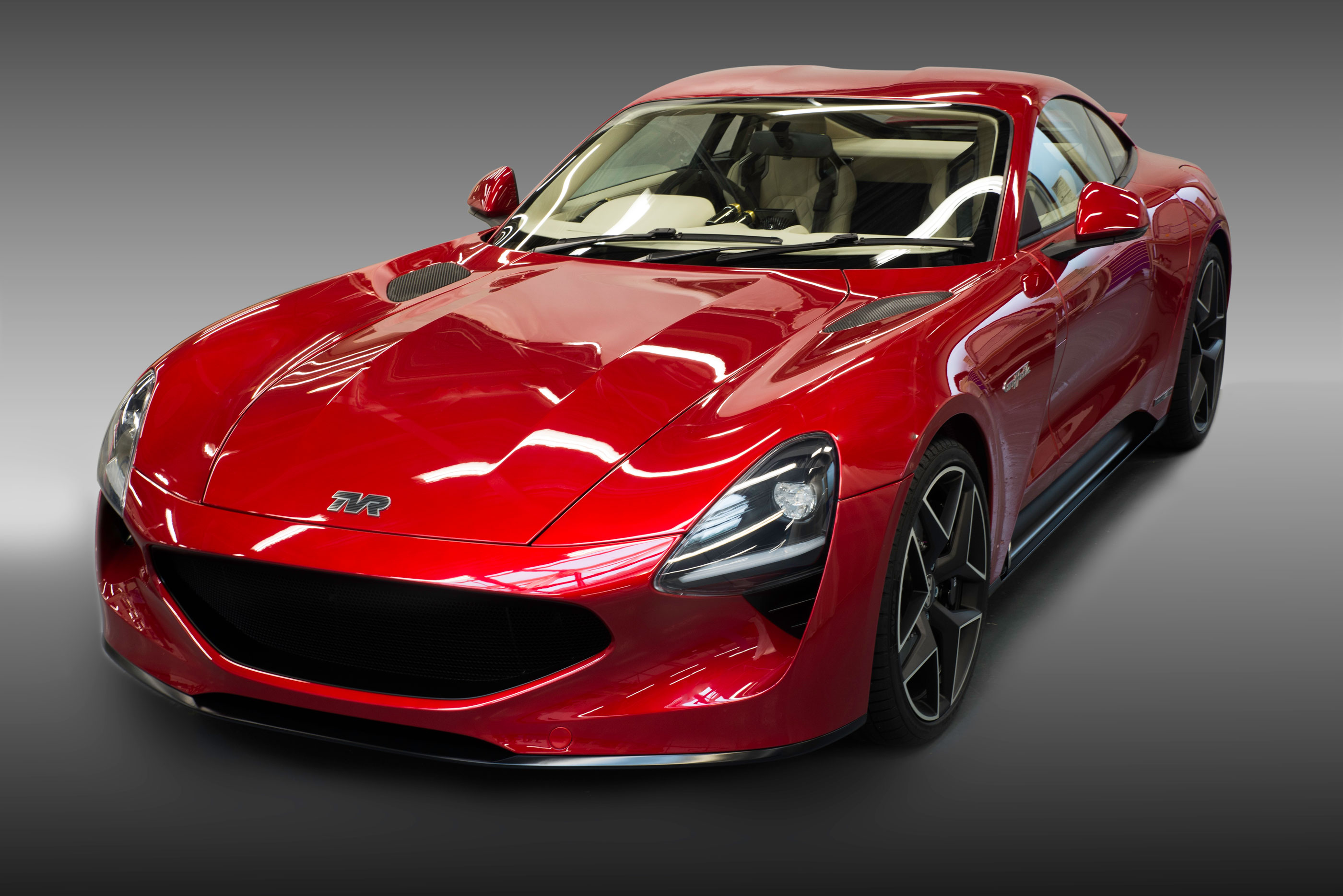 TVR Griffith