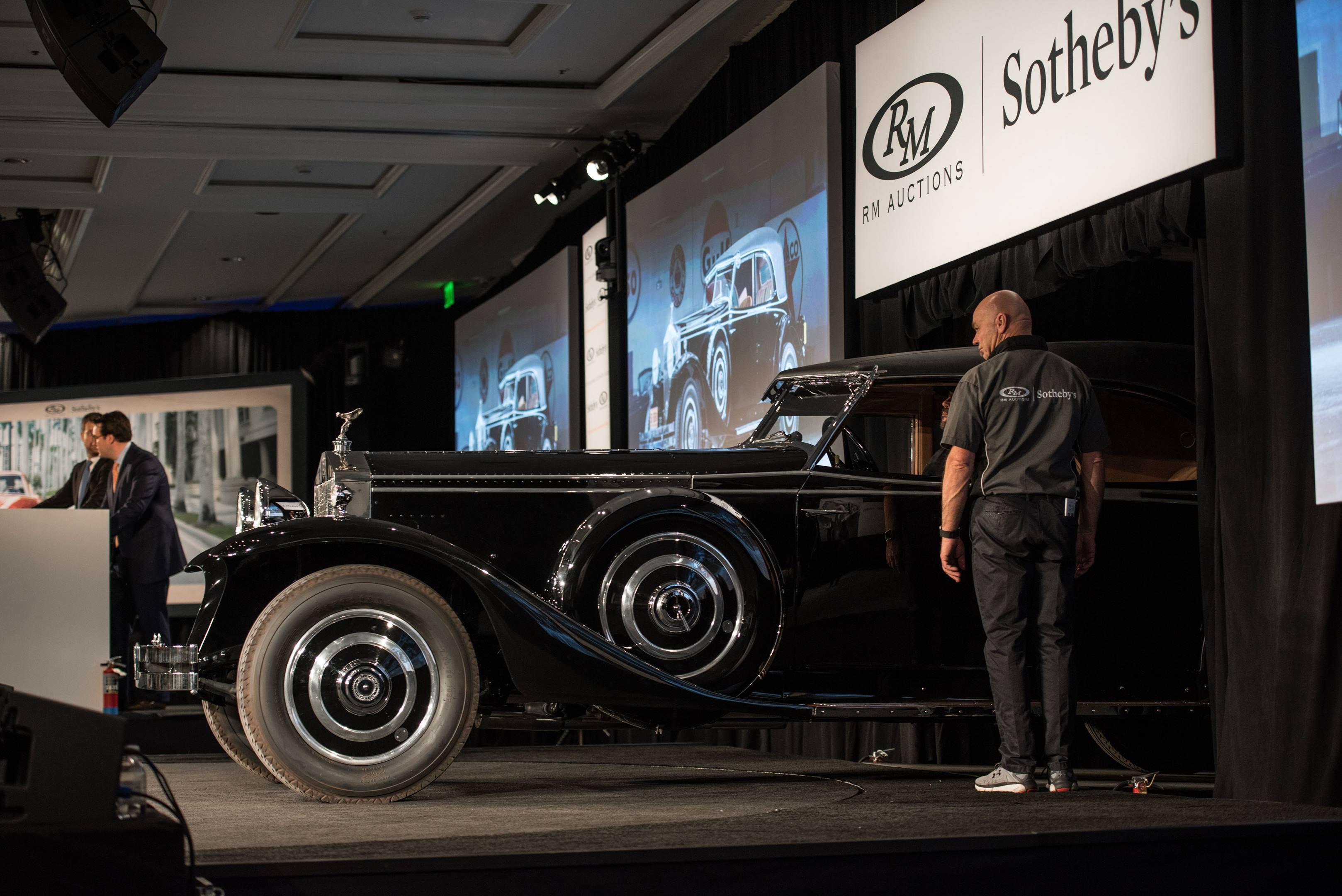 Rolls-Royce sale at RM