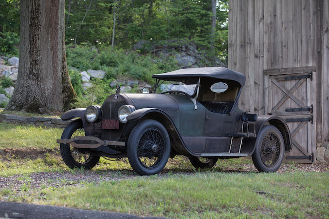 1921 Stutz Bearcat wayne carini