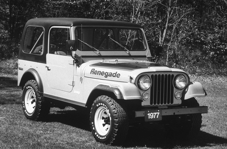 Jeep Wrangler CJ-7