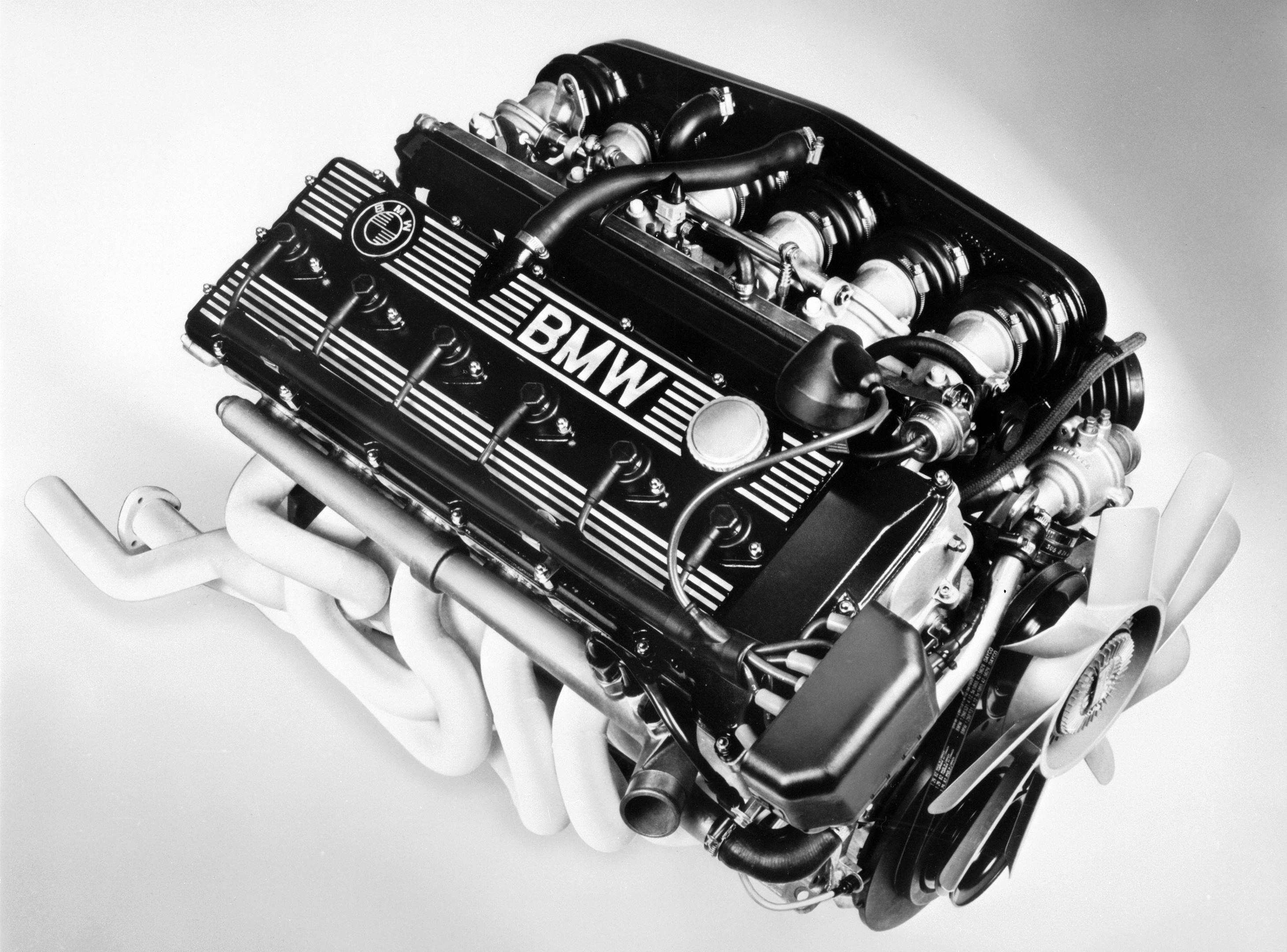 bmw m1 engine straight six m88