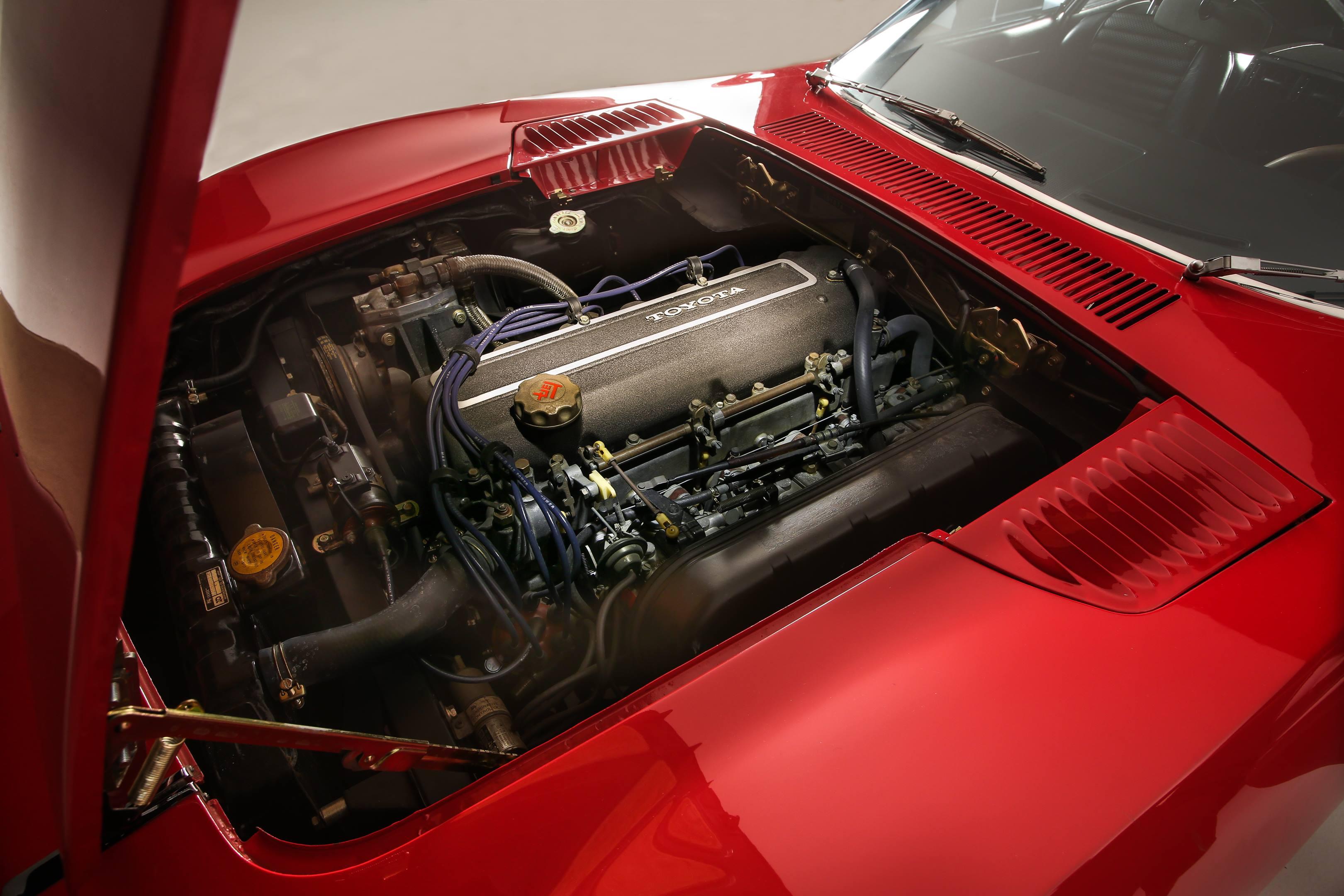 toyota 2000gt yamaha engine