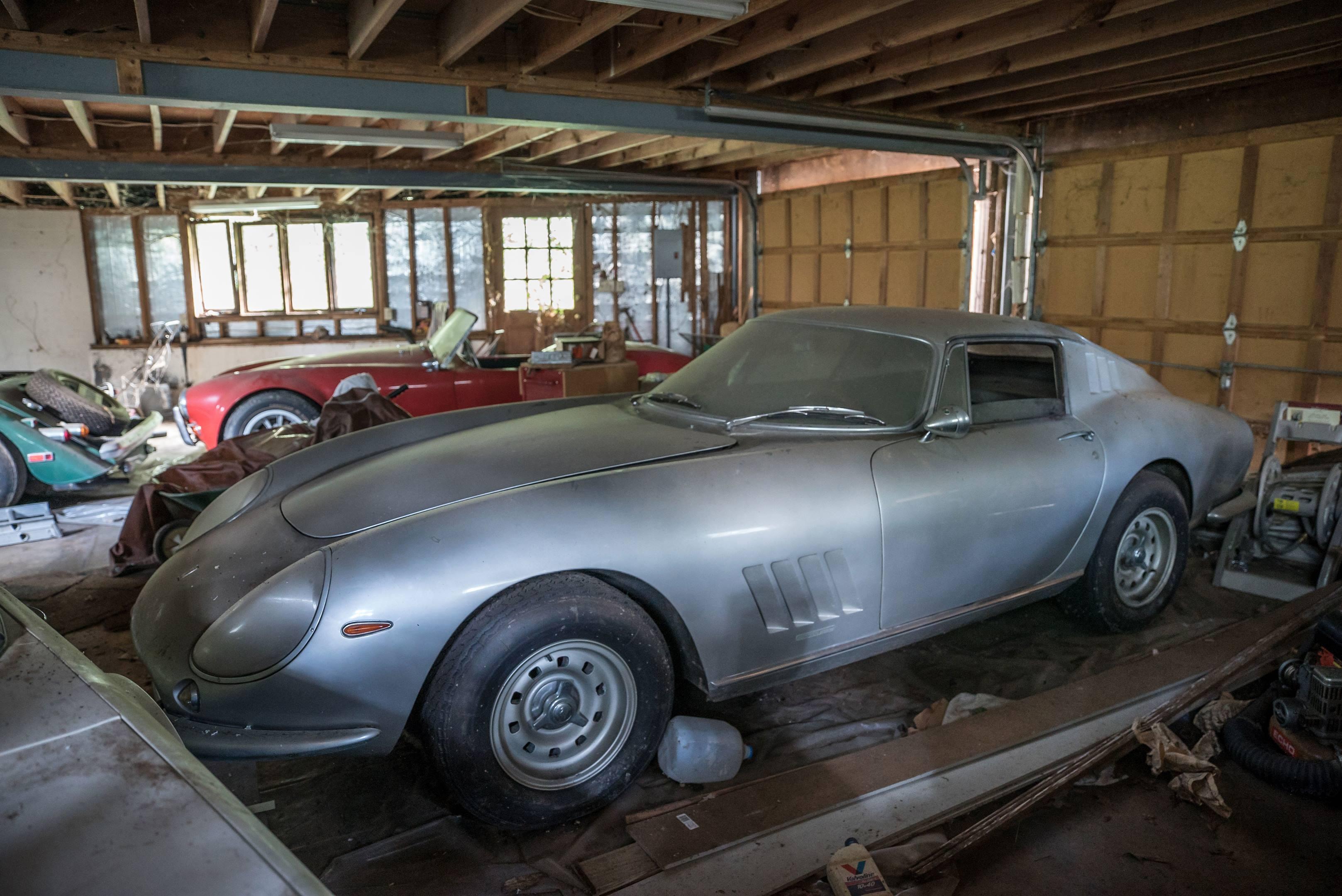 Ferrari 275 GTB/2 Alloy barn find