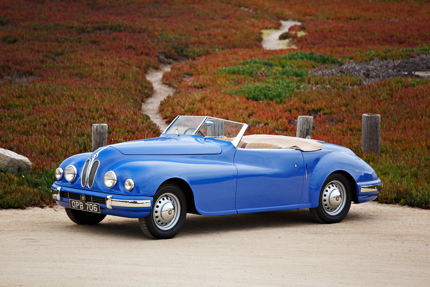 1949 Bristol 402 Cabriolet sold by Gooding & Company