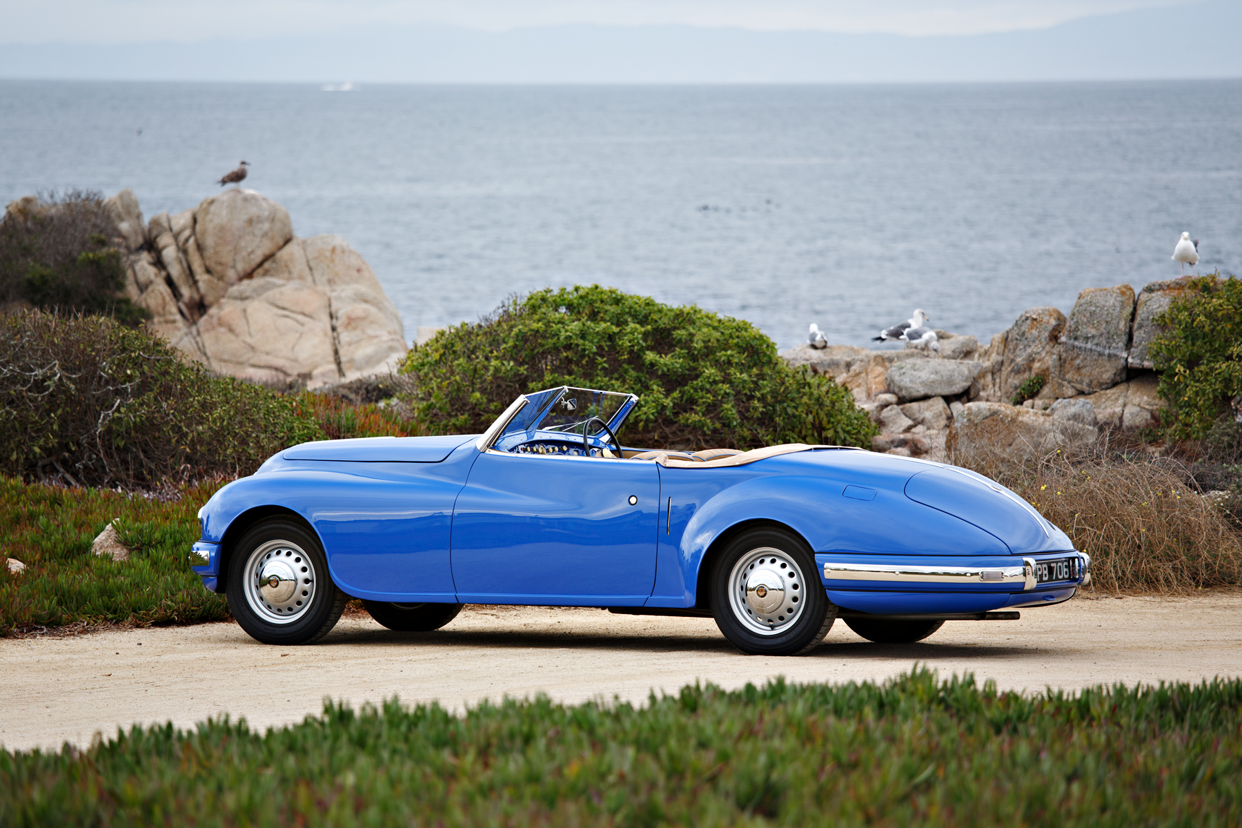1949 Bristol 402 Cabriolet sold during the Scottsdale auctions