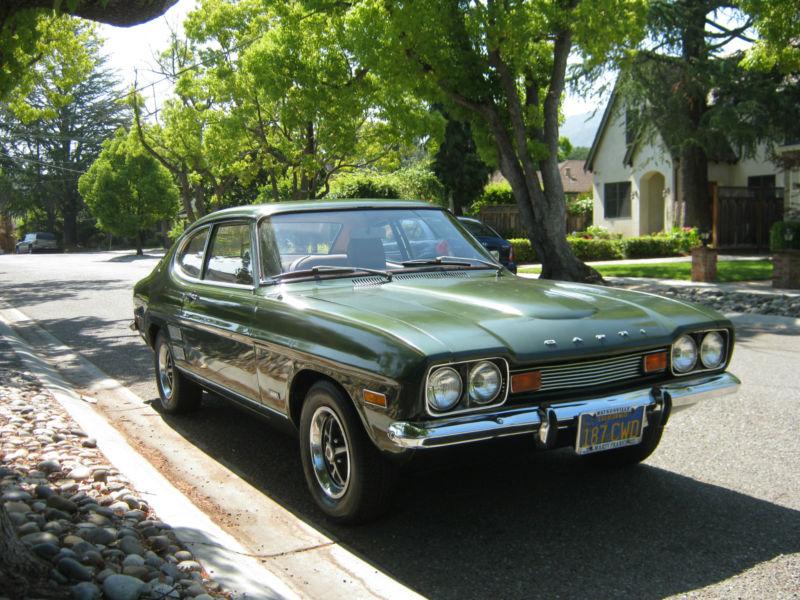 1971 Ford Capri