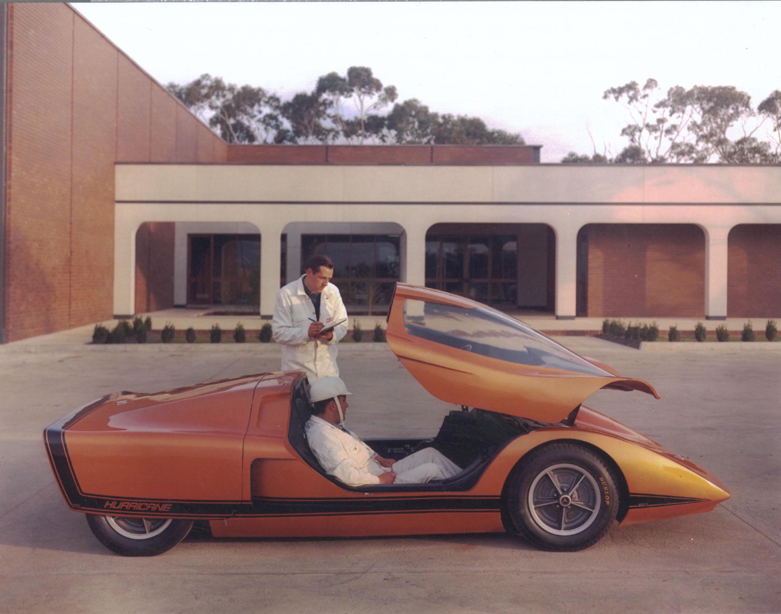1969 Holden Hurricane