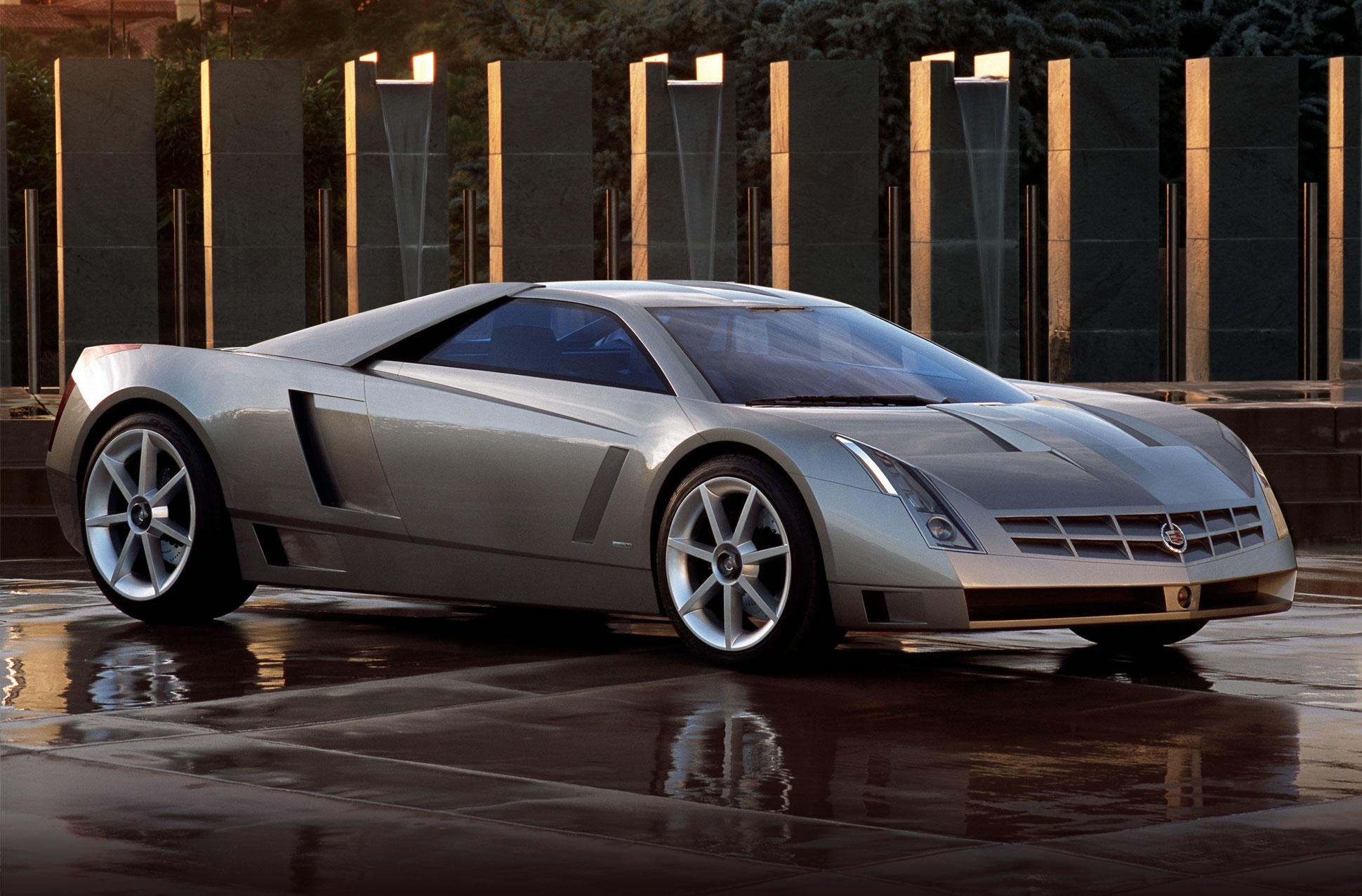 Simon Cox's magnificent 2002 Cadillac Cien