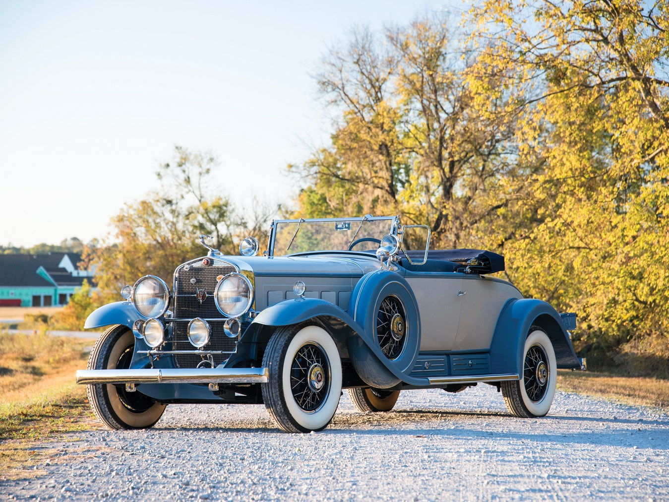 1930 Cadillac Series 452 Fleetwood Roadster