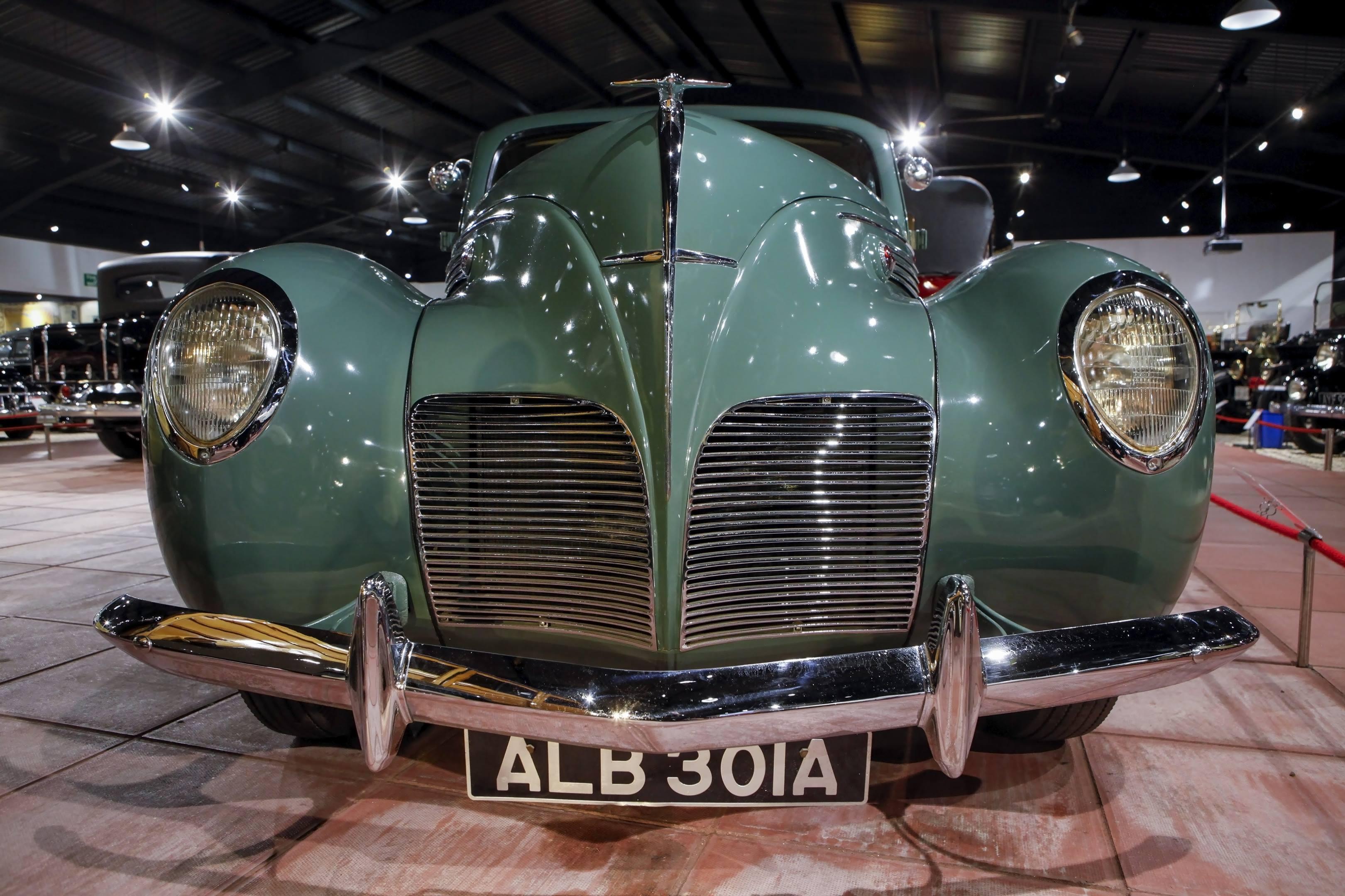 Haynes International Motor Museum lincoln zephyr