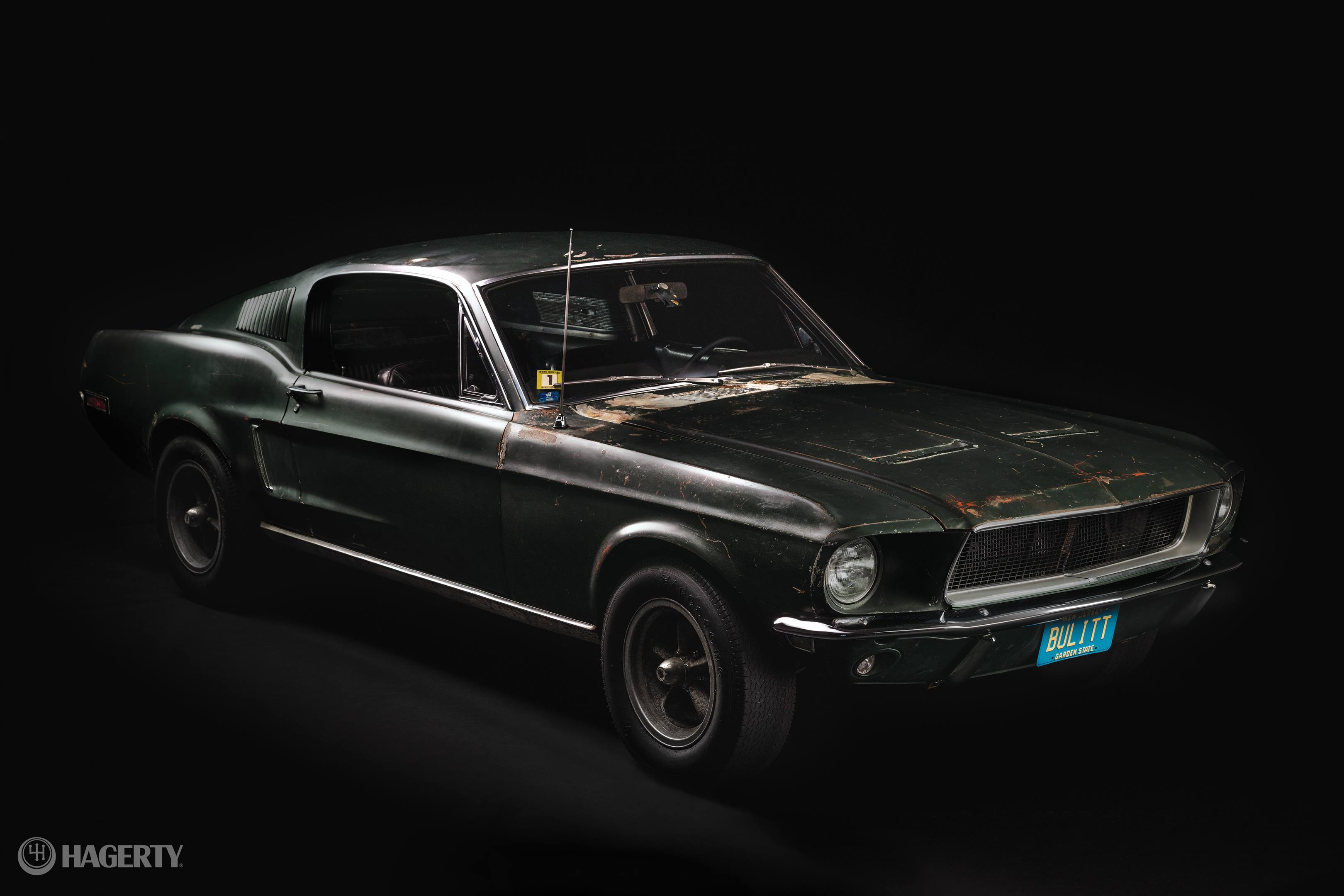 In its studio in Allentown, Pennsylvania, the Historic Vehicle Association exhaustively documented the Bullitt Mustang. The resulting report will be preserved in the Library of Congress, ensuring future generations will know the significance of this car.