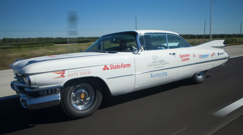 1959 Cadillac Coupe de Ville LH photo