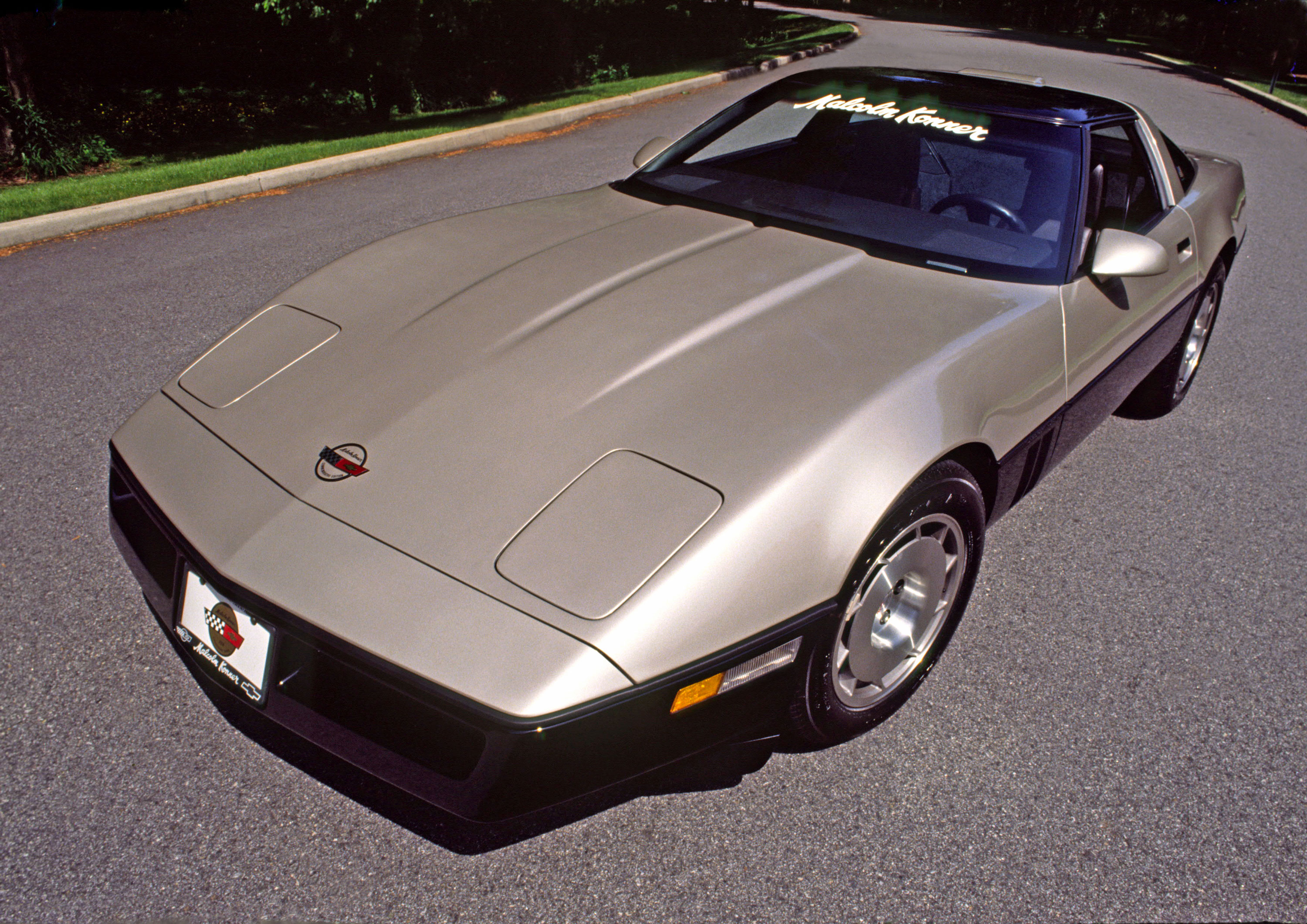 The Konner Corvette: How one dealer got its own special-edition sports car thumbnail