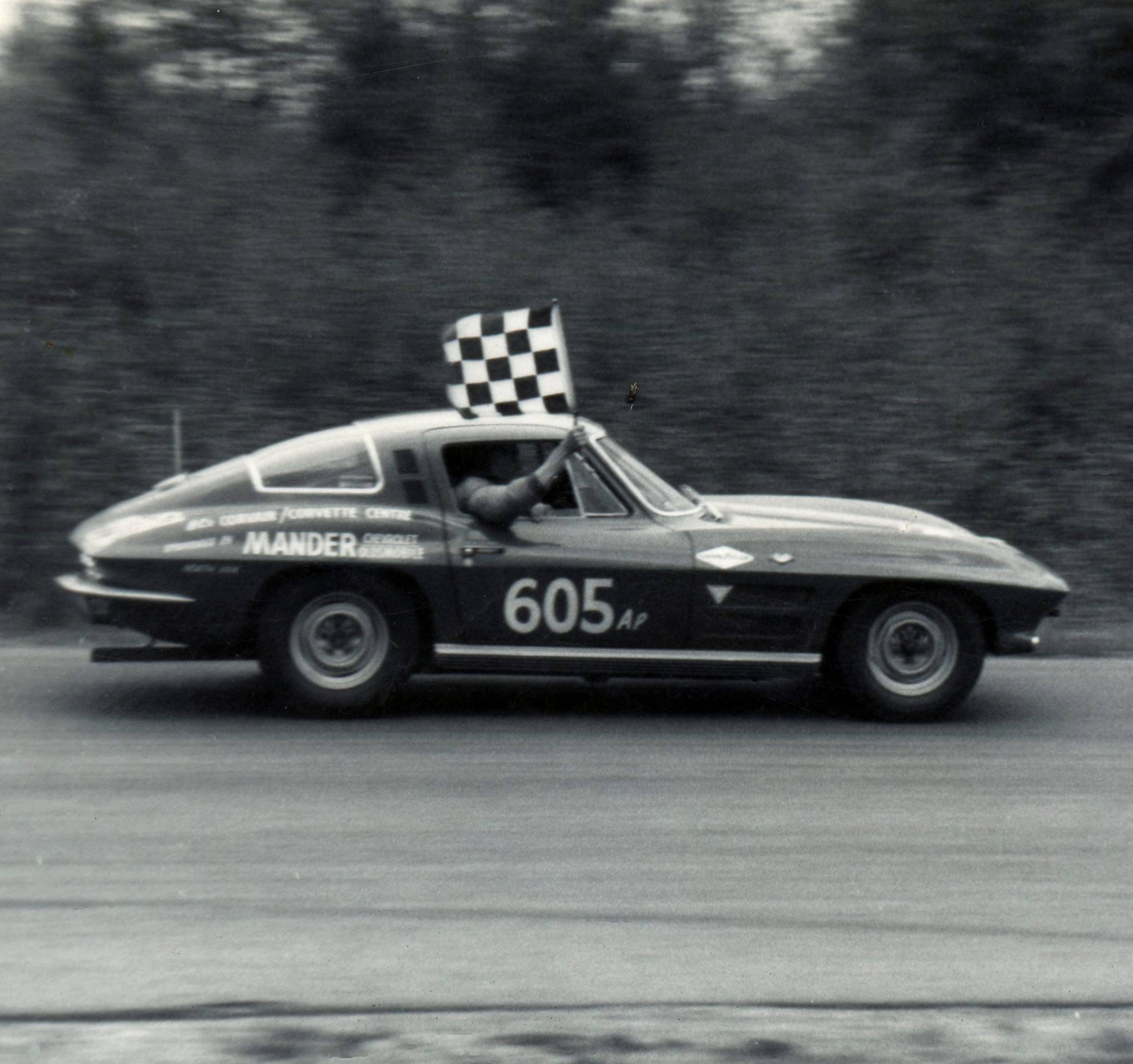 Laurie Craig at Westwood winning 1965