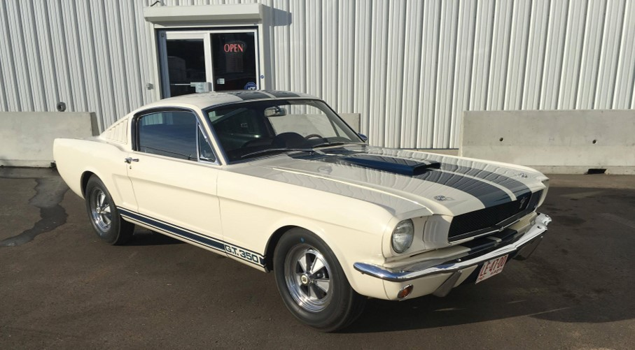1965 Shelby GT350 at Russo and Steele