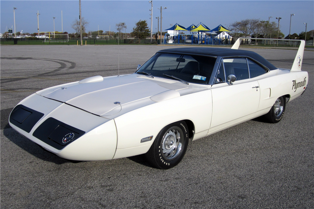 1970 Plymouth Superbird at Barrett-Jackson
