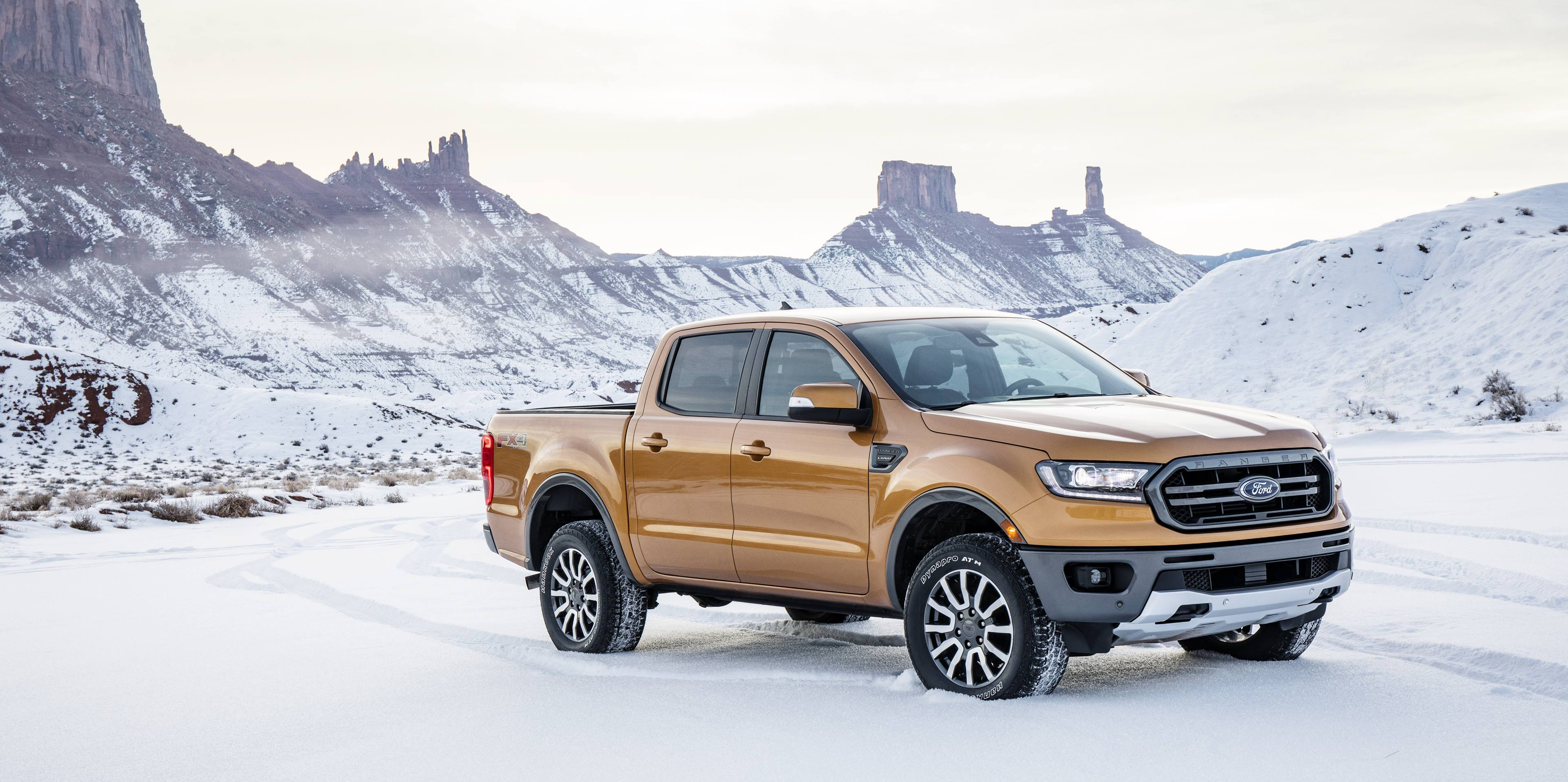 With a hand from Australia, Ford brings the Ranger back to America thumbnail