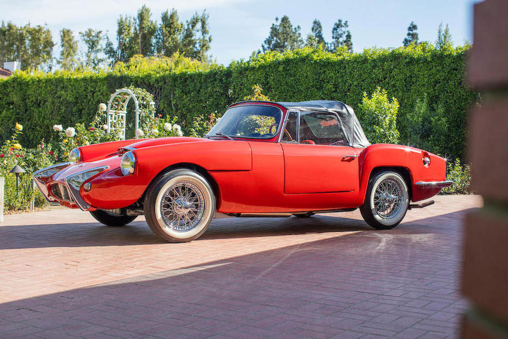 1962 Sabra Sport Roadster
