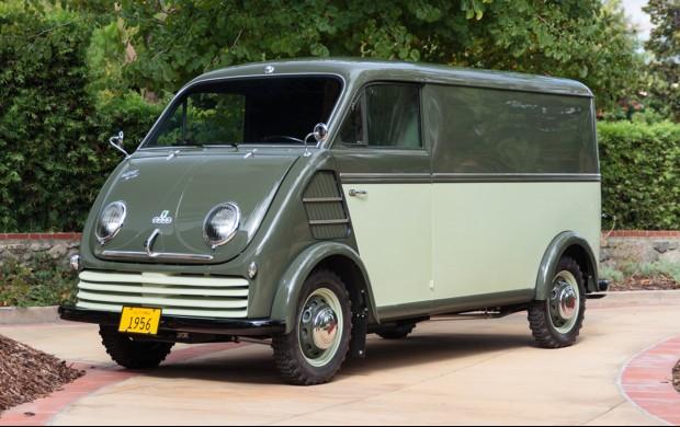 1956 DKW Schnellaster Kastenwagen 3=6
