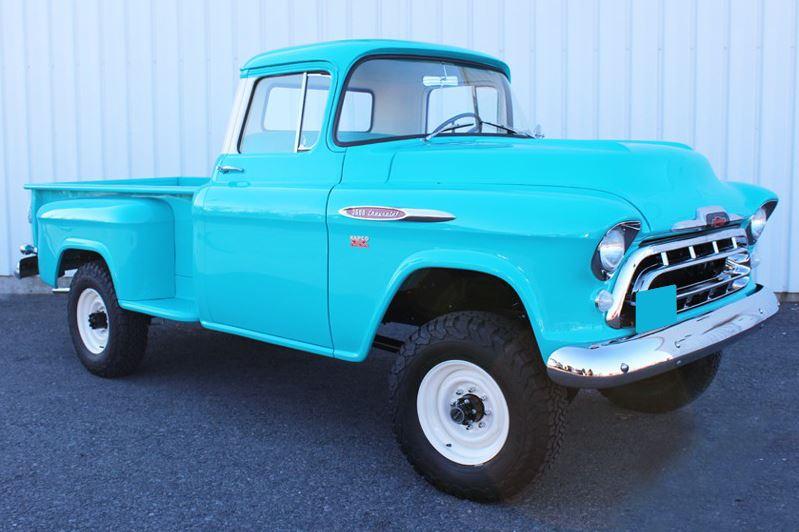 1957 Chevrolet 3600 NAPCO 4X4