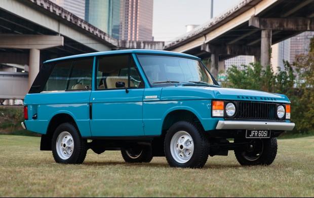 1976 Land Rover Range Rover