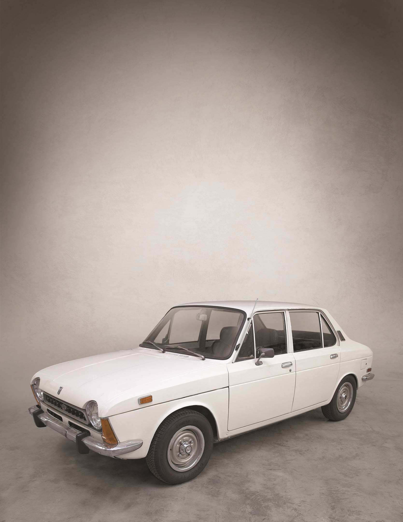 1970 Subaru FF-1 four-door