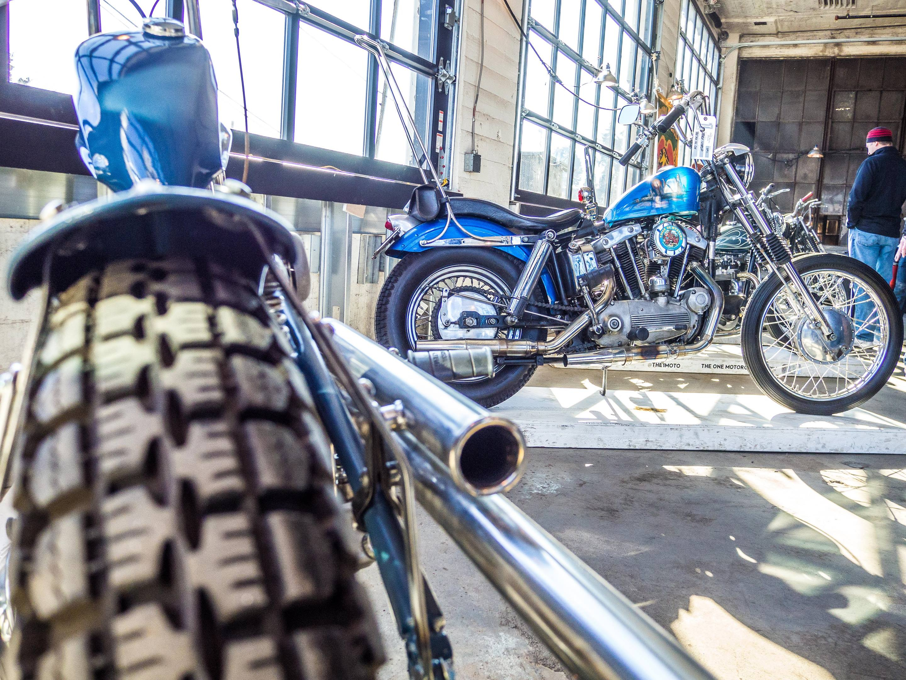 The One Motorcycle Show to rule them all thumbnail
