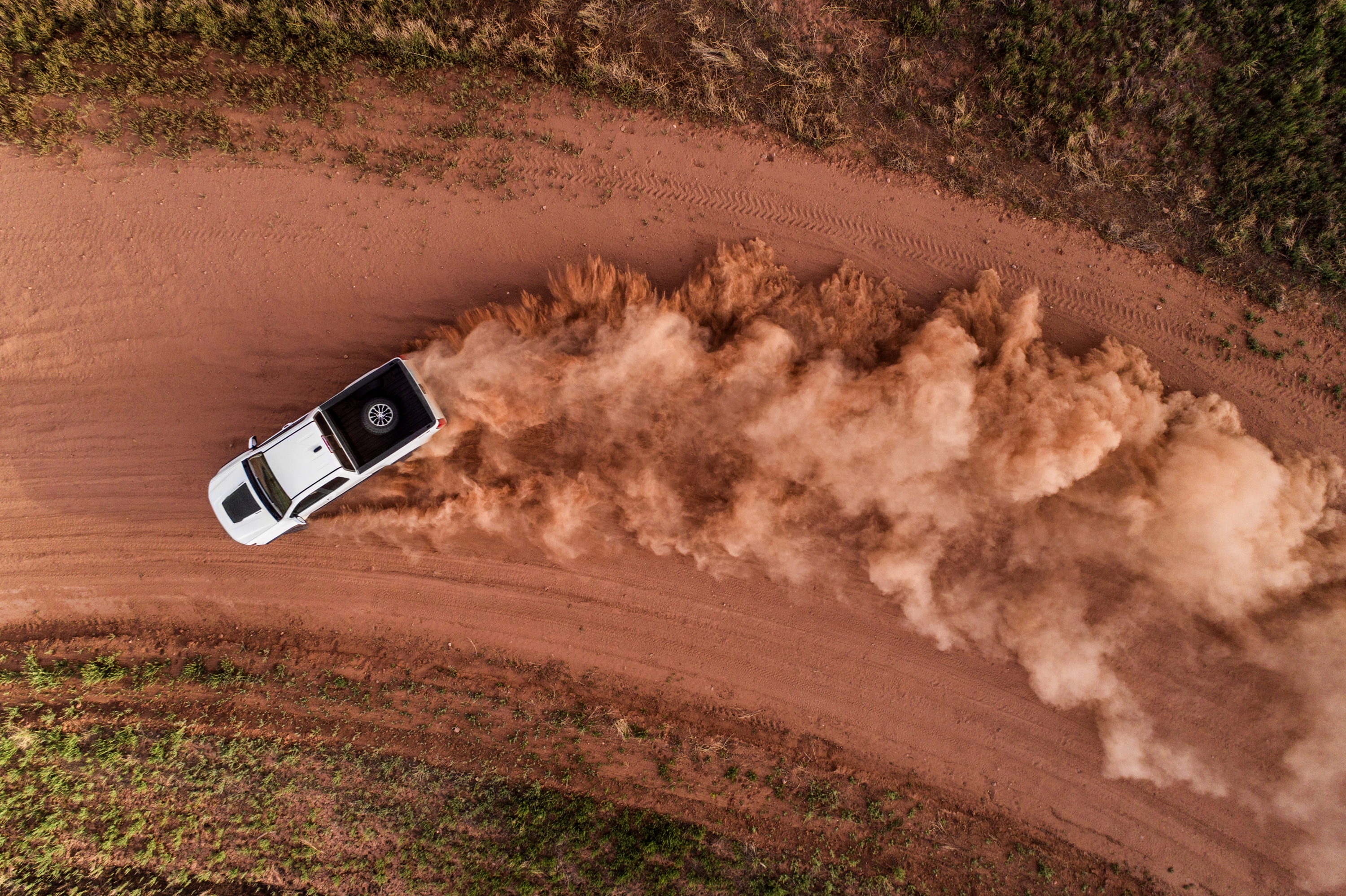 The 2017 Chevrolet Colorado ZR2 has plenty of power to have fun in the dirt