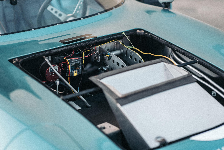 AMT Piranha racer electronics