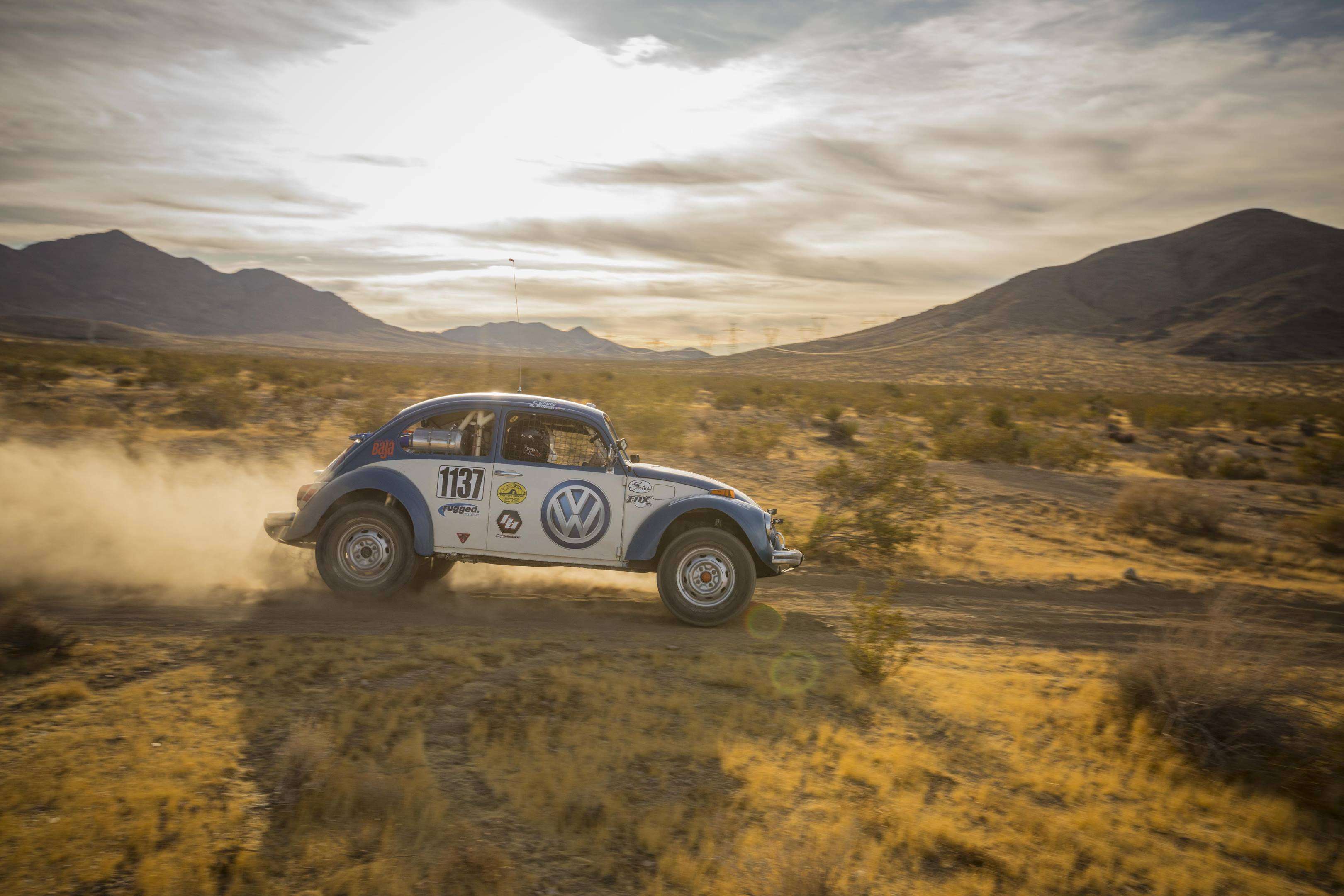 Colorado-based Project Baja spent seven years finessing its Bug into a feisty dust eater. It paid off in 2017 with the team's first Baja finish, in 58 hours.