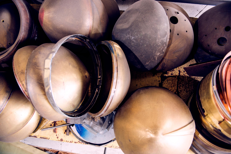 headlamp buckets