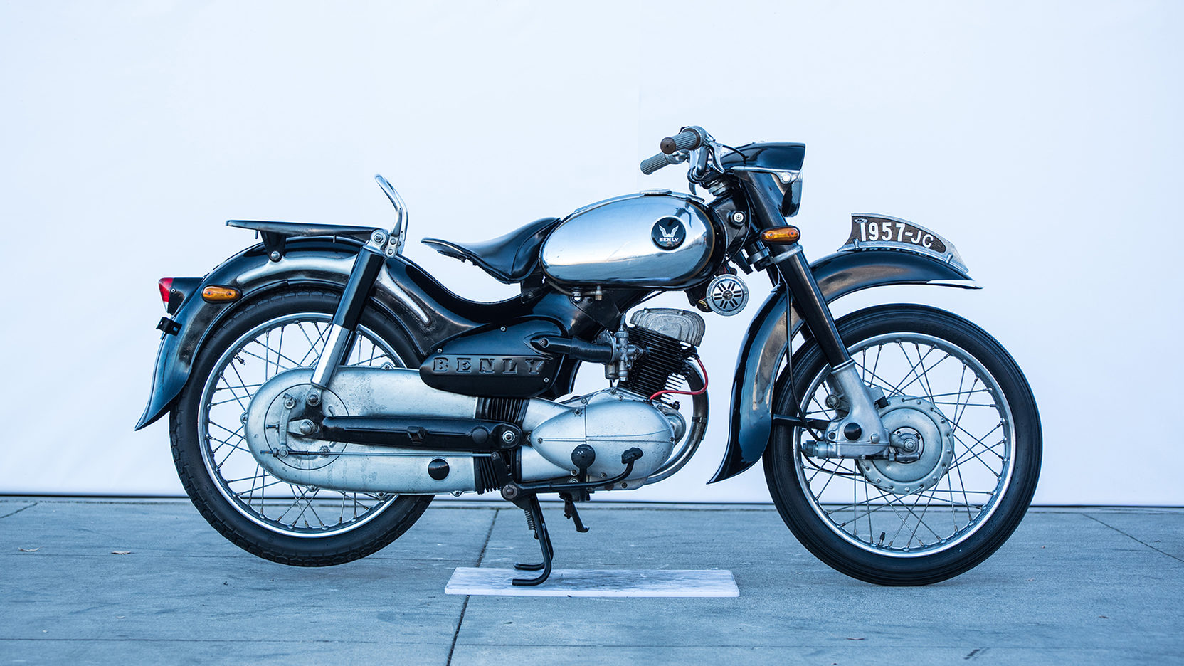 1958 Honda Benly Motorcycle