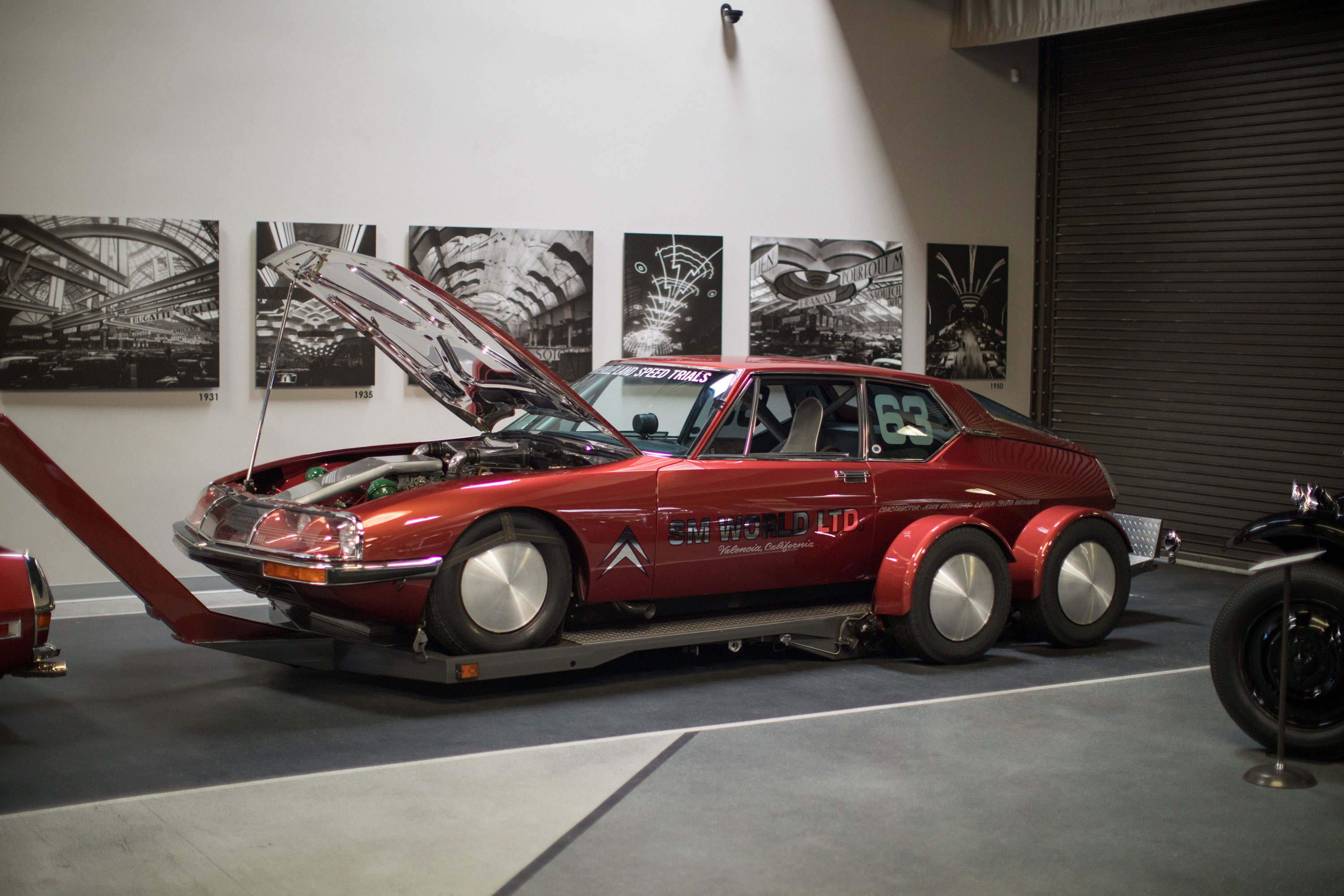 The coolest French car of all time joins the Mullin Museum's Citroën exhibit thumbnail