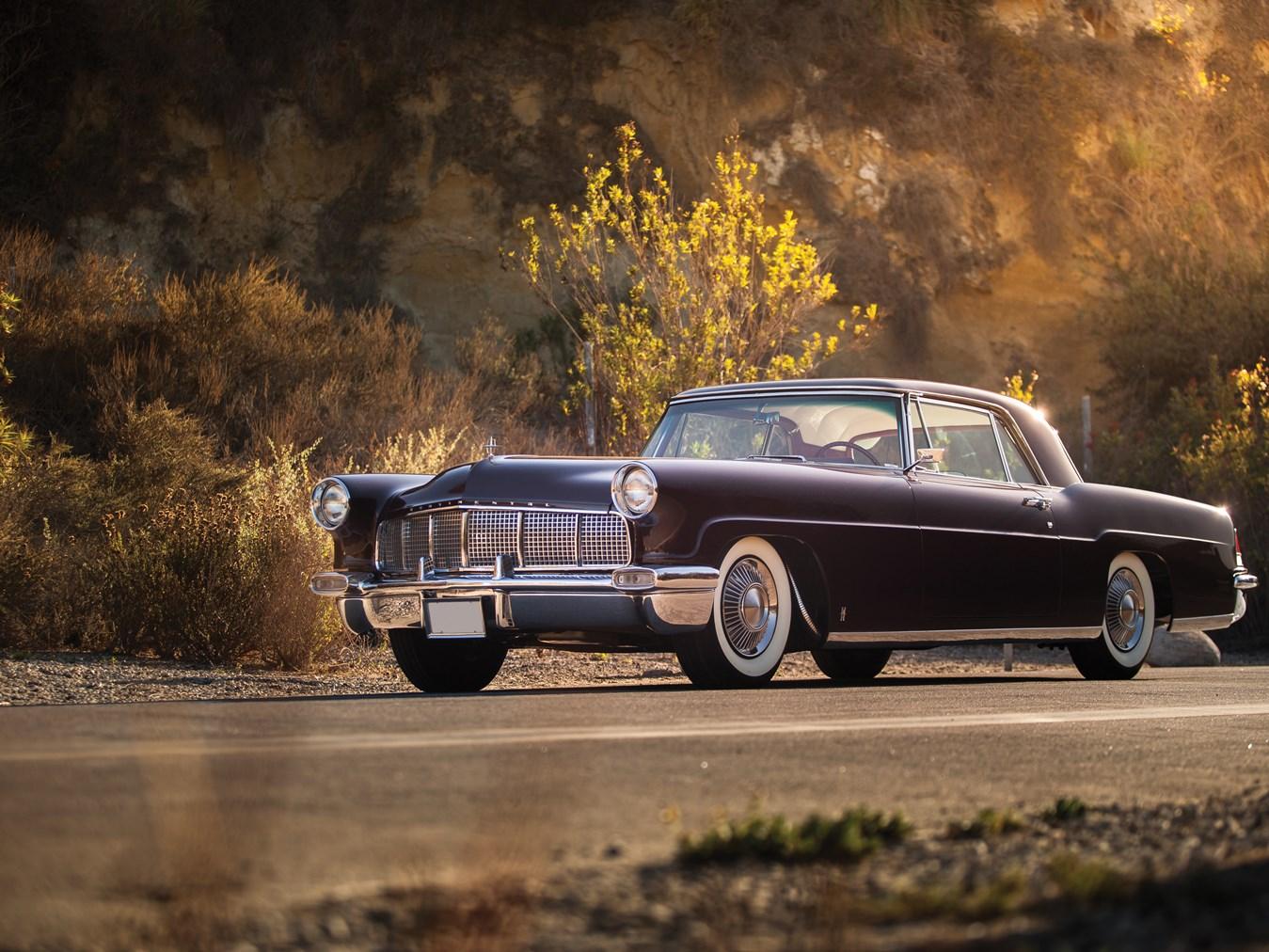 Rarity, popularity, and perception: 1956-57 Continental vs. 1955-57 Thunderbird values thumbnail