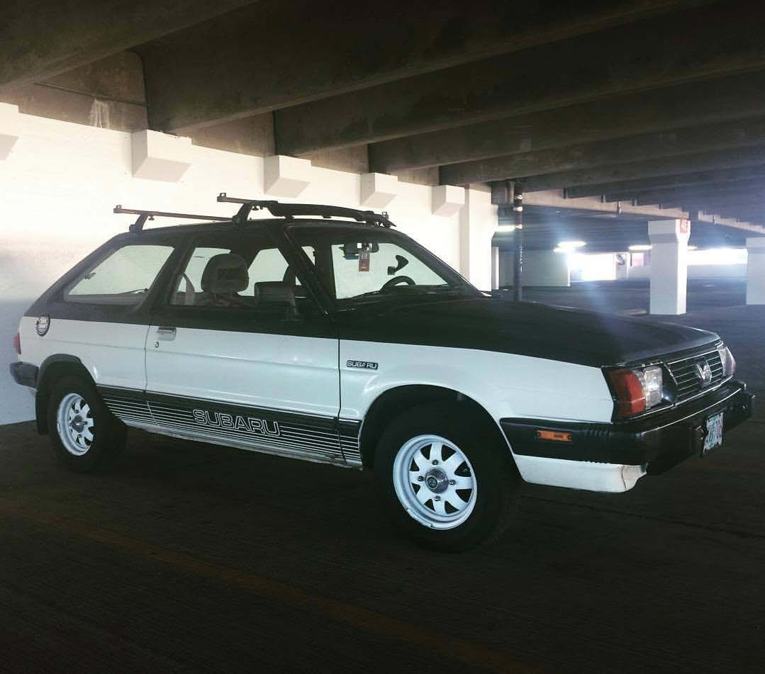 Classic of the Month: Stephen's 1981 Subaru GL thumbnail