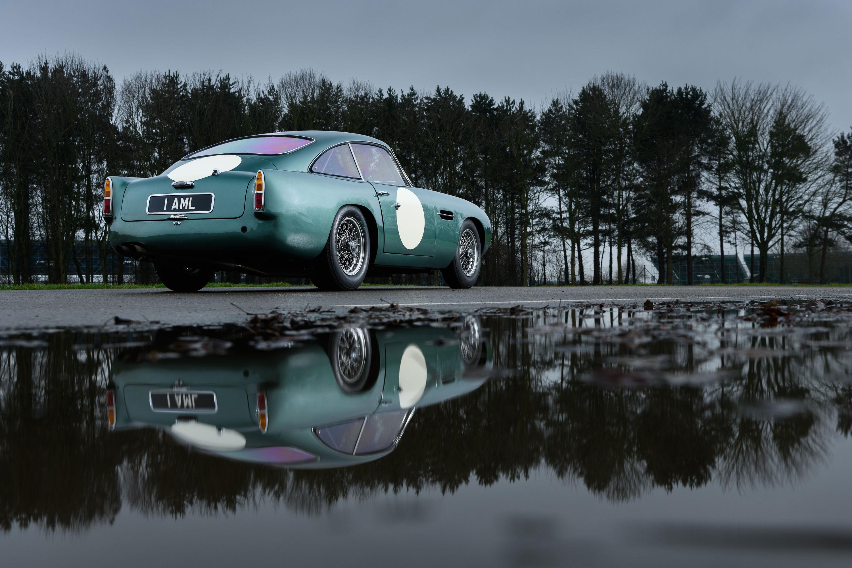 1959 Aston Martin DB4 GT