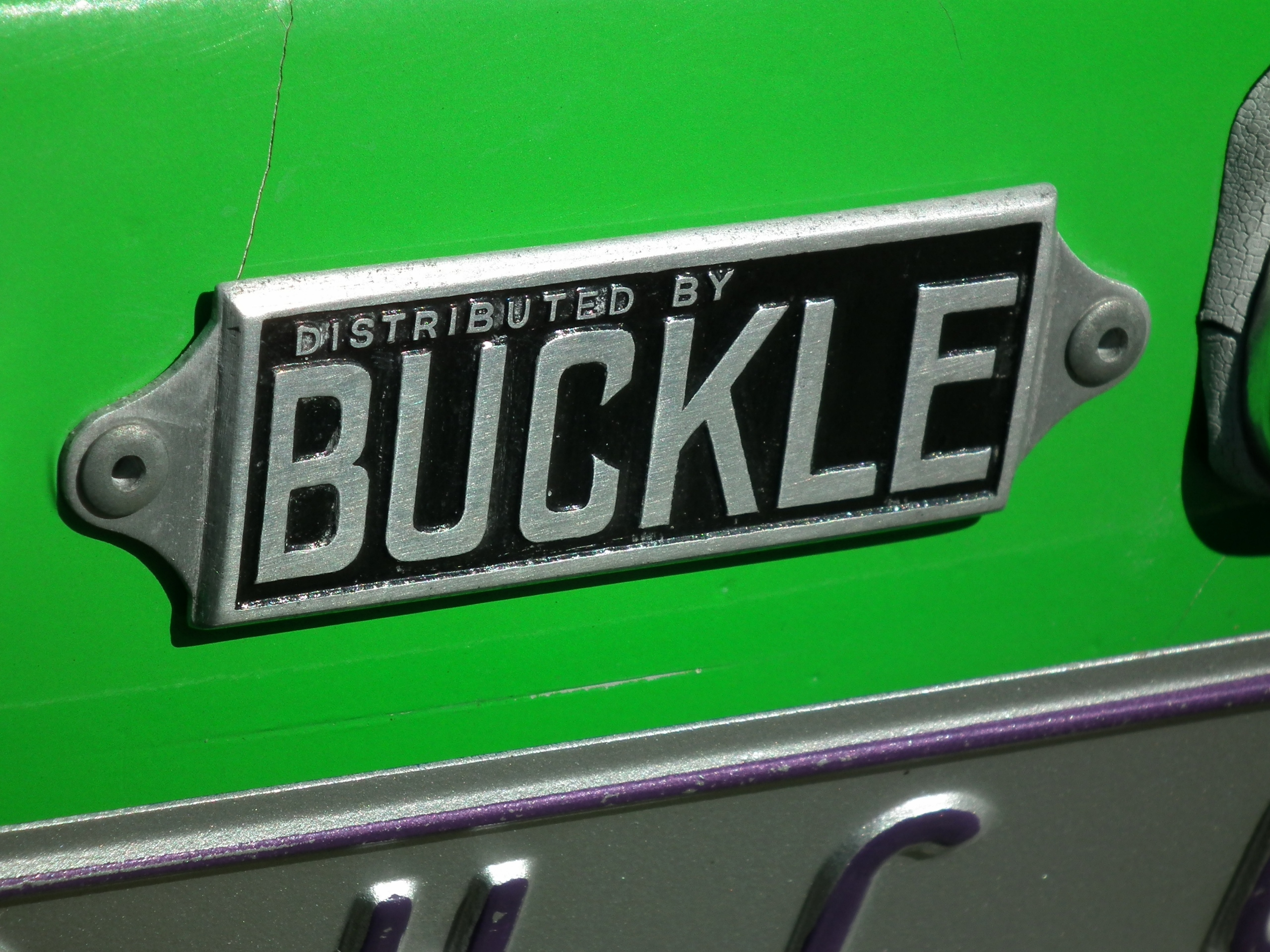 Question of the week: Are dealer badges on your vintage vehicle a positive or a negative? thumbnail